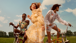 River Island Unleashes Summer Vibes for Colourful Collection Campaign
