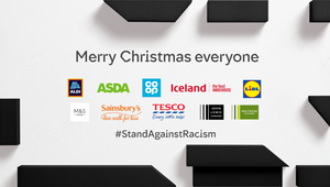 Channel 4 and Major UK Supermarkets Set Rivalries Aside to Stand Against Racism