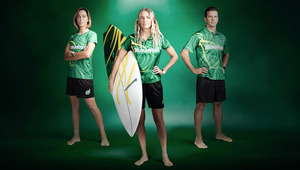 Surfing Australia Launches Integrated Design Identity with Indigenous Connection to Sea Country