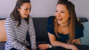 Two Girls Co.: The Wife-and-Wife Team Inspiring Designer Pride