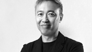 Tony Liu: Bewitched, Work in the MoMA and Making the Most Of the Alphabet's Vowels
