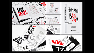 Scholz & Friends Wins 2020 ADCE Awards Grand Prix for 'The Tampon Book'