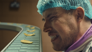 Rothco, part of Accenture Interactive Reveals Hunky Dorys Hilarious New Mascot - The Crinkler