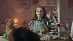 PG Tips' Toy Tea Party Takes Small Steps to Sustainability