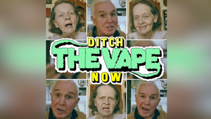 Grandparents Tell Us Vaping during Covid Is Whack in New Anti-Vaping PSA