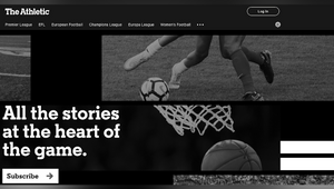 Harbour Appointed by The Athletic UK as Lead Creative Agency