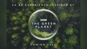 Sir David Attenborough to Star in Ground Breaking The Green Planet AR Experience