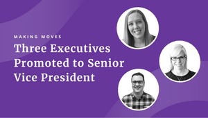 JUST Elevates Three Agency Leaders to Senior Vice President Roles