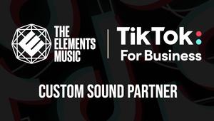 TikTok Taps The Elements Music as Custom Sound Partner