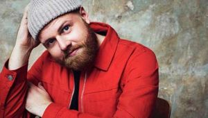 Tom Walker Talks Bond, Bravia and Bob Marley