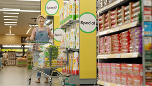 Kiwi Supermarket Presents Value You Can Count on in Unmissable Campaign