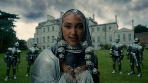 Joy Crookes Plays a Checkmate in Music Video 'Trouble'