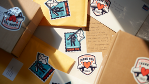 GS&P Sends Messages of USPS Appreciation with Support Stickers Initiative