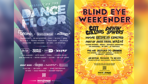 These Music Event Posters Seek to Prevent Male Violence Against Women