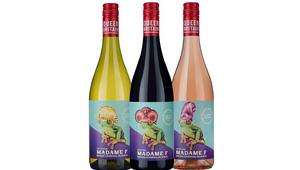 M&C Saatchi Partners with Queer Britain to Launch Brave Original Wine Brand Madame F