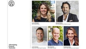 Advertising Council Australia Augments Board with New Roles and Appointments
