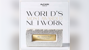 McCann Health Wins 'Most Awarded Network' for Third Year in a Row at Creative Floor Healthcare Awards