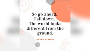 My Creative Hero: Oprah Winfrey