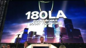180LA Wins Grand Clio for 'Boost Your Voice' Election Day Campaign for Boost Mobile