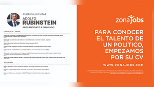 Together w/ and Zonajobs Ask Voters to Choose Political Candidates Based on Their CVs