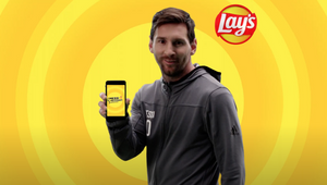 Lay's 'Messi Messages' – With Great Power Comes Great Opportunity