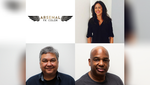 ArsenalFX Color Expands Team with Eye Towards VFX Expansion
