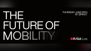 R/GA Live: The Future of Mobility