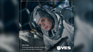 Framestore Celebrates 12 VES Award Nominations
