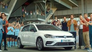 The BRBR Trilogy for Volkswagen and DDB Spain Brings a Musical Note to Driving