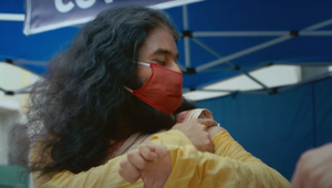 Namaste India Dairy Takes on Covid Vaccine Hesitancy with Humorous Touch