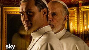 'The New Pope' Wins Best TV Series at Venice TV Award 2020