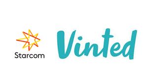 Starcom Wins Vinted TV Buying Account