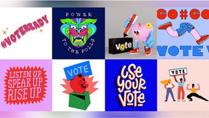 Jelly Collaborates with Artists and Directors for Collection of Election-Themed GIFs