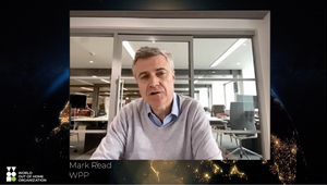 WPP CEO Mark Read Paintsa Rosy Picture for Out of Home Post-pandemic