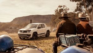 Volkswagen Invites You to Discover Walkinshaw Station in Latest Campaign for the Amarok W-Series