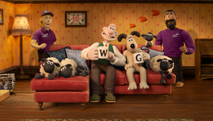 DFS' Sofa Story Saves Wallace and Gromit from a Seating Calamity