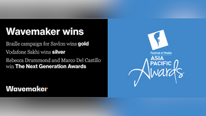 Wavemaker Wins at Festival of Media APAC Awards 2020