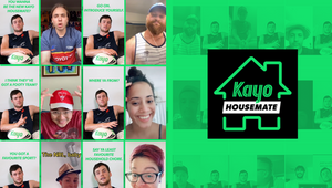 Kayo Sports Turns to TikTok to Find its New Housemate in Campaign from We Are Social