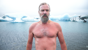 Wim 'The Iceman' Hof to Host World's Largest Guided Breathing Session