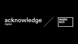 Work & Co Acquires Acknowledge Digital