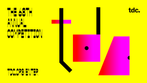 Type Directors Club Opens Entries for TDC68 Communications and Expanded 25TDC Typeface Design Competitions