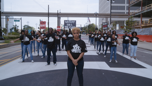 Detroit Youth Choir Supports the Black Lives Matter Movement with Powerful 'Glory'