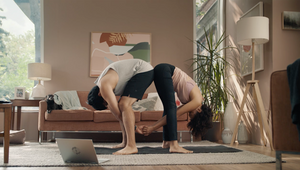 Canada's Largest Telecom Helps You Find Your Downward Dog in Funny Campaign