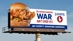Zaxby's Reignites Chicken Sandwich Wars with Tasty Signature Sandwich