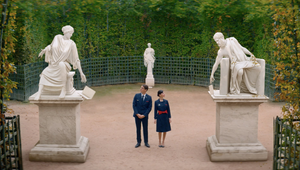 French-Chic Air France Film Takes Passengers on a Musical Stroll Through France