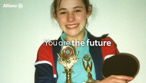 Athletes Reflect on Incredible Sporting Achievements in Allianz's Women in Sport Campaign from CHS