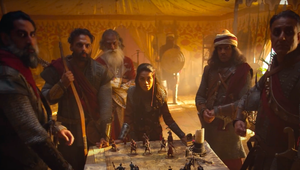 Xbox and gnet Celebrate Colossal Strategy in Age of Empires IV Live-Action Spot