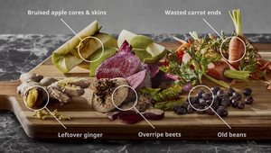 IKEA Is Turning Your Food Scraps Into Ingredients with a New Cookbook