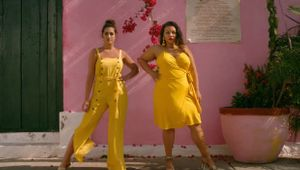 Violeta by Mango Dances to the Cuban Rhythm for 'I Am What I Am' Campaign