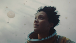 Through the Eyes of a Astronaut, Johnnie Walker Unveils a Future of Possibilities